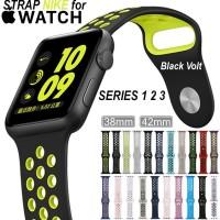 harga grosir NEW COLOR strap band apple wach NIKE iwach series 1 2 3