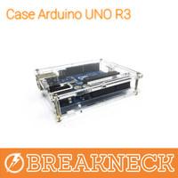 Case Transparant Arduino Uno R3