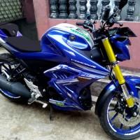 cover Shock USD new Yamaha Vixion R new
