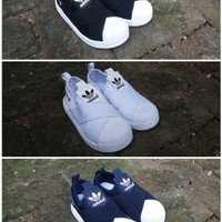 Sepatu Adidas Superstar Slip On Kids Sepatu Adidas Anak-anak