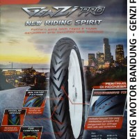 FDR 100/80-17 Genzi Pro Ban Tubeless Roda Motor Bebek atau Sport