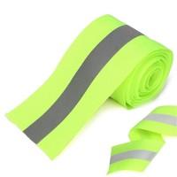 Refletive reflector reflektor fosfor clothes kain reflektif strip