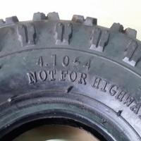 Ban Luar Motor Mini ATV 50 cc Roda 4 Ring 4 Original dan kuat