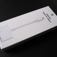 100% ORIGINAL APPLE Lightning to Digital AV Adapter