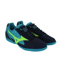 Sepatu Futsal Mizuno Sala Club 2 in Blue