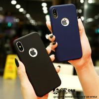 Baby Skin Black Matte Case Oppo F3 Plus