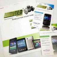 Anti Gores Glare LIMITED Samsung Galaxy Tab 3V