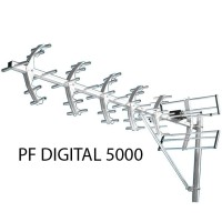 Antena LUAR PF DIGITAL 5000 JODOHNYA TV LED/LCD/TABUNG