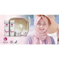 paket perawatan wajah - arischa beauty secret - bpom