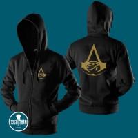 Jaket Hoodie Zipper Assassin Creed Origins - 313 Clothing