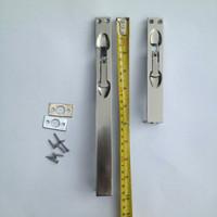 flust bolt/grendel tanam/slot pintu/slot