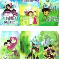 amplop / angpao lebaran / idul fitri / ramadhan idulfitri masjid anak