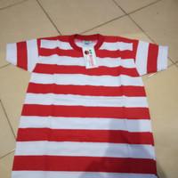 Baju Lorek Merah Putih Kaos Anak adat khas madura