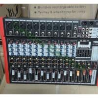 mixer audio 12 channel tum m1200 12ch tum m1200