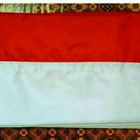 Agen grosir bendera Indonesia merah putih 90 x 135 cm