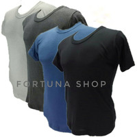 Kaos Oblong - Kaos Dalam Polos Pria - Adidas - All Size M to XL