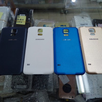 TUTUP BELAKANG BACKDOOR SAMSUNG S5 I9600 GALAXY S5 ORIGINAL