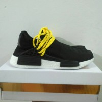Adidas NMD Human Race x Pharrell Williams Black White