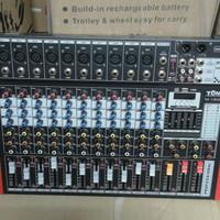 Mixer Audio 12 Channel TUM M1200 M-1200 USB