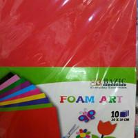 Foam Art/Busa Ati Polos/Foam Art