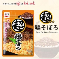 Nagatanien Cho [Super] Furikake : Torisoboro [Ayam Cincang] 40 Gram