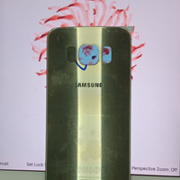 BACKDOOR SAMSUNG S6 EDGE /G925 GOLD