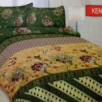 BED COVER SET BONITA KING 180X200 KEN DEDES/BEDCOVER SET/BADCOVER