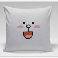 Bantal Sofa / Cushion Line cony face