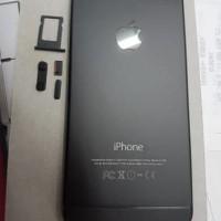 Housing / Casing iPhone 5s model 6 Full Black