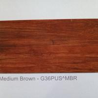 Keramik Atena Tiles kasar 30x60 medium brown Puspa Wood