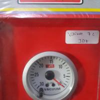 Auto Gauge Indicator Performance Instrument Tachometer VACUUM