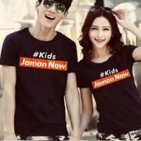Baju Couple Kaos Couple Pasangan Soulmate  Kids Jaman Now 11008