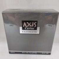 Terbaru- Original Parfum Axis Caviar Ultimate For Homme Edt 90Ml
