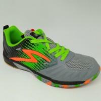 Sepatu olahraga Specs original Quicker granite/opal green new 2018