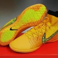 Sepatu Futsal Nike Elastico Superfly Yellow