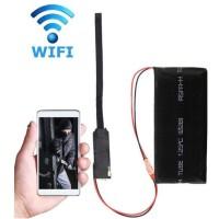 (CB033) Kamera Pengintai Plug2cam WiFi IP Nirkabel DIY Tersembunyi