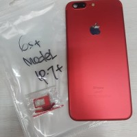 Housing Casing Back Case iPhone 6S Plus Model iPhone 7Plus Red Edition
