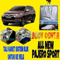 Sarung Pelindung Penutup Bodi / Car Body Cover ALL NEW PAJERO SPORT