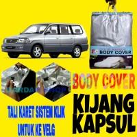 Sarung Pelindung Penutup Bodi / Car Body Cover KIJANG KAPSUL LGX LSX