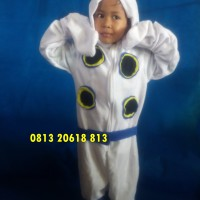 Kostum Astronot TK | Baju Luar Angkasa Karnaval Pawai Parade Pentas