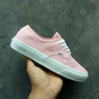 Sepatu Vans Authentic Pink White Vans Girl Vans Cewek Premium Termurah