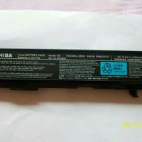 Baterai Original Toshiba PA3399U A80 A100 A105 A135 M115 M45 M55