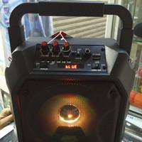Meeting Speaker Portabel Wireless ASATRON Usb