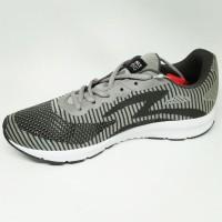 Sepatu Running Specs Overdrive Ash Grey Dak Granit Original New 2018
