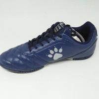 Sepatu Futsal Kelme Original Power Grip Navy/Silver New 2018