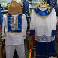 Pakaian baju adat anak baju manado-sulawesi - LAKI, S