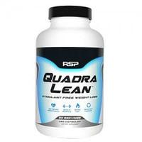 rsp fat burn quadra lean non stimulant 150 cap