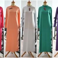 Dalaman Gamis baju muslim kaftan manset panjang inner banyak pilihan