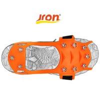 JRON Alas Sepatu Paku Anti Slip Untuk Berjalan Di Salju/Mendaki