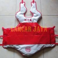 Body Protector Baju Pelindung TAE KWON DO TAEKWONDO